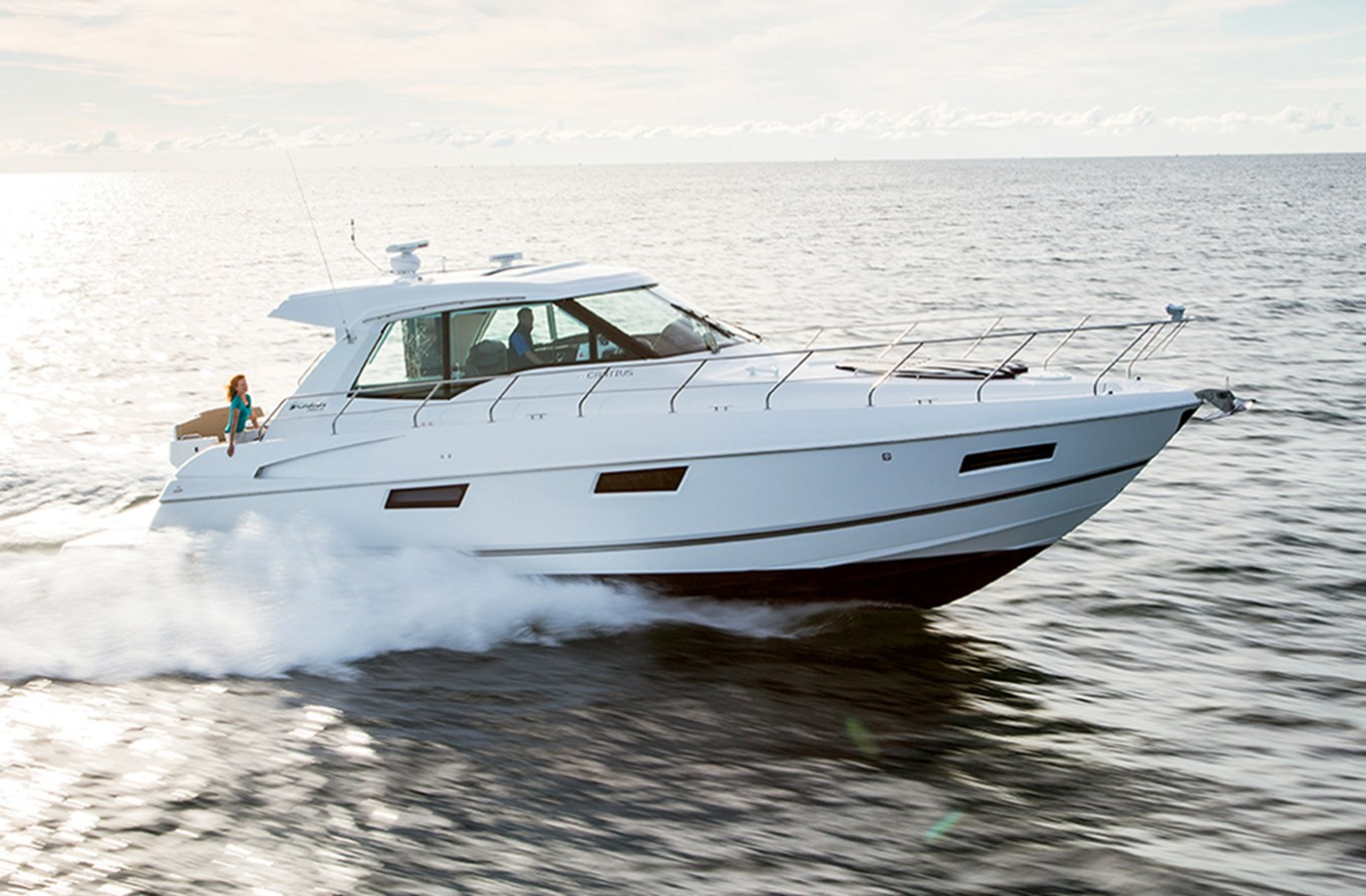 New Cruisers 48 Cantius Yachts For Sale