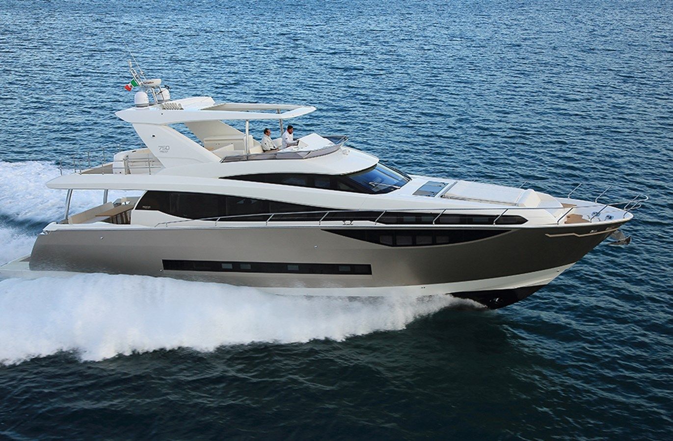 New Prestige 750 Motor Yacht Yachts For Sale