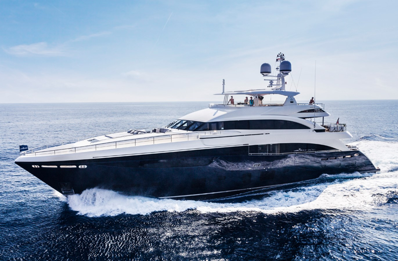New Princess 40M Yachts For Sale