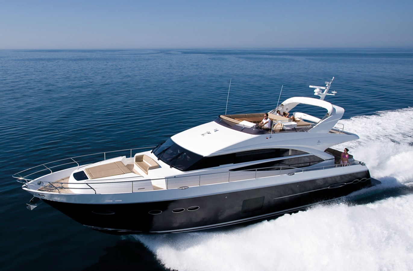 New Princess 72 Motor Yacht Yachts For Sale