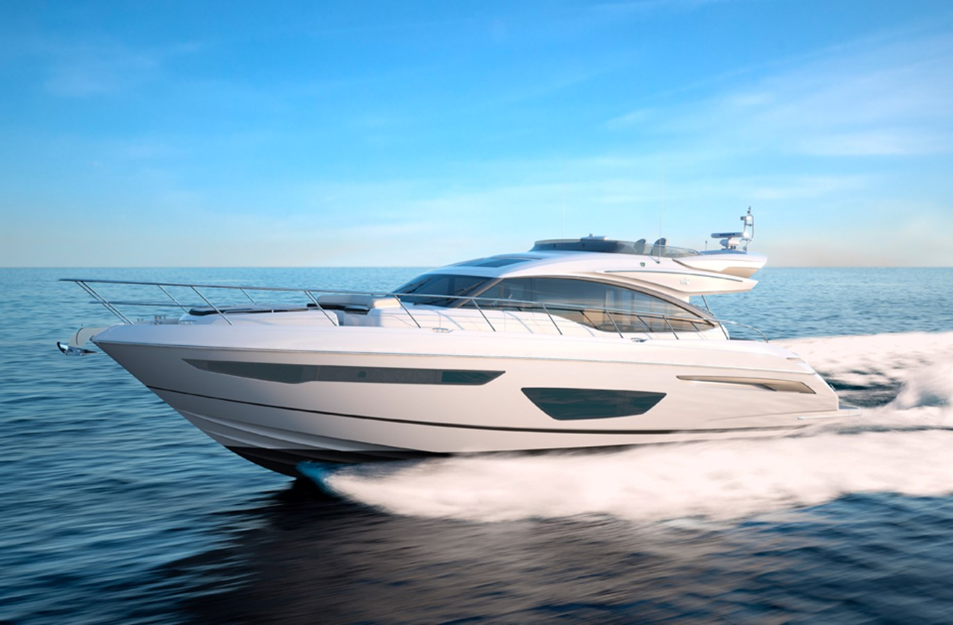 New Princess S65 Yachts For Sale