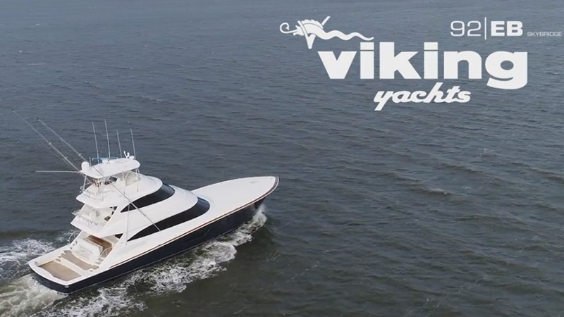 Viking 92 Enclosed