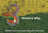 three reasons why