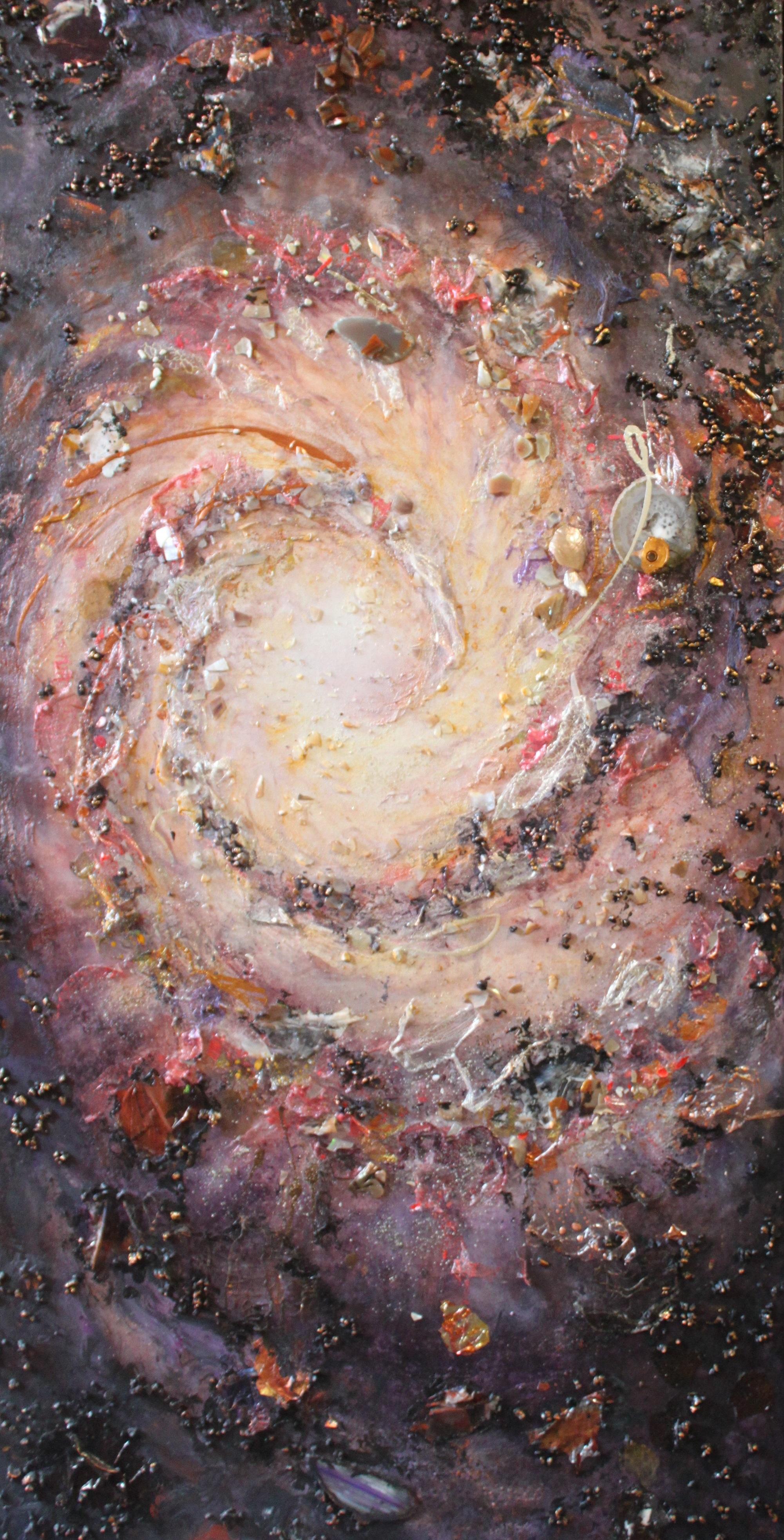 Spirale lumineuse