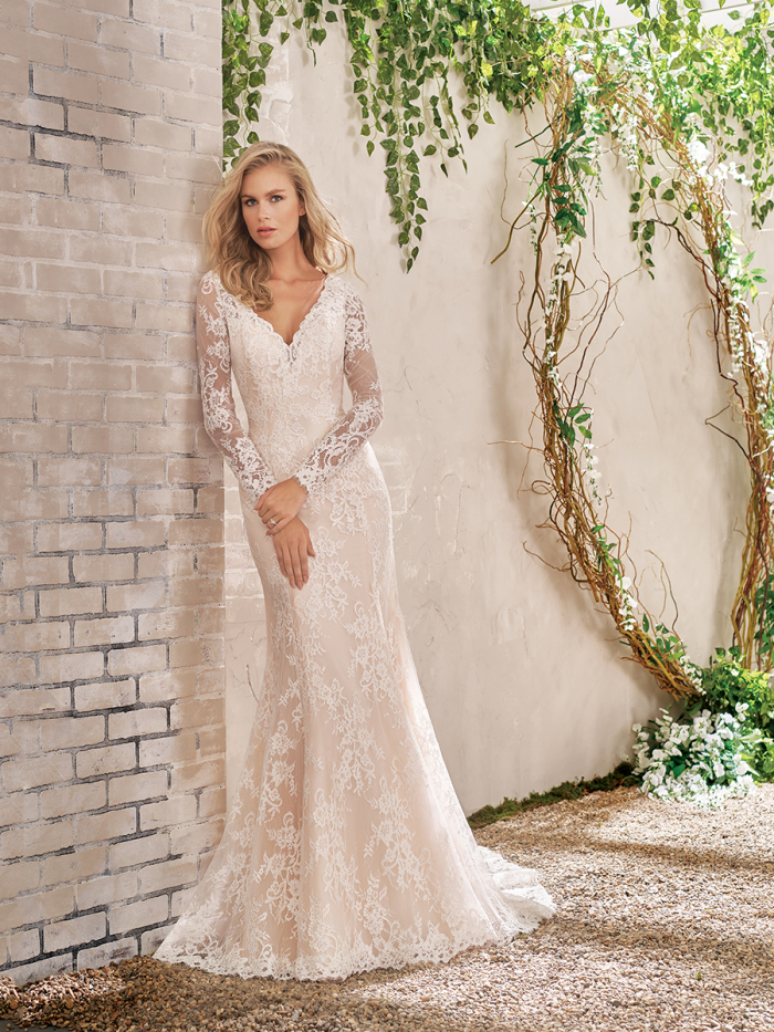 F191009 jasmine bridal collection spring 2017 bridalpulse bridalpulse wedding dress gallery jasmine bridal collection spring 2017 floor ivory mermaid junglespirit Image collections
