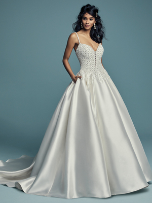 Nice Dennis Basso Bridal Gowns Inspiration - Womens Dresses & Gowns ...