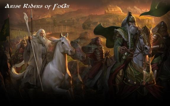 Arise Riders of FoG