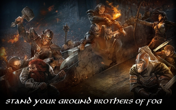 Stand your ground Brothers of FoG!
