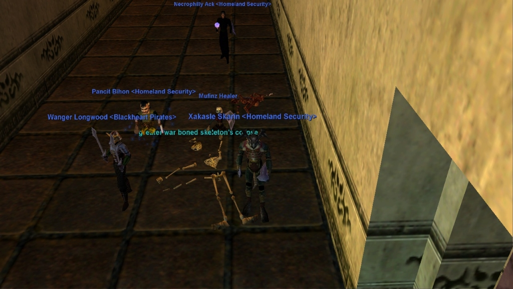 Homeland Security in Everquest on Antonius Bayle (Kane)