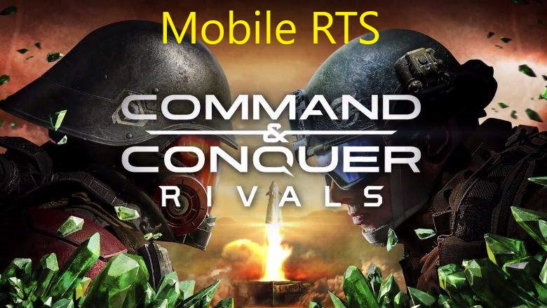 image result for command and conquer rivals mobile game