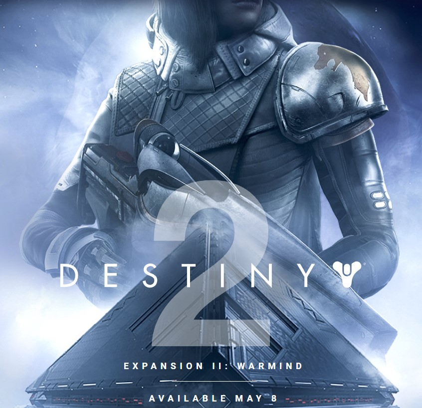 image result for destiny 2 game warmind expansion