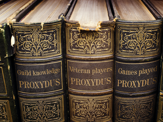 image result for Proxydus knowledge books