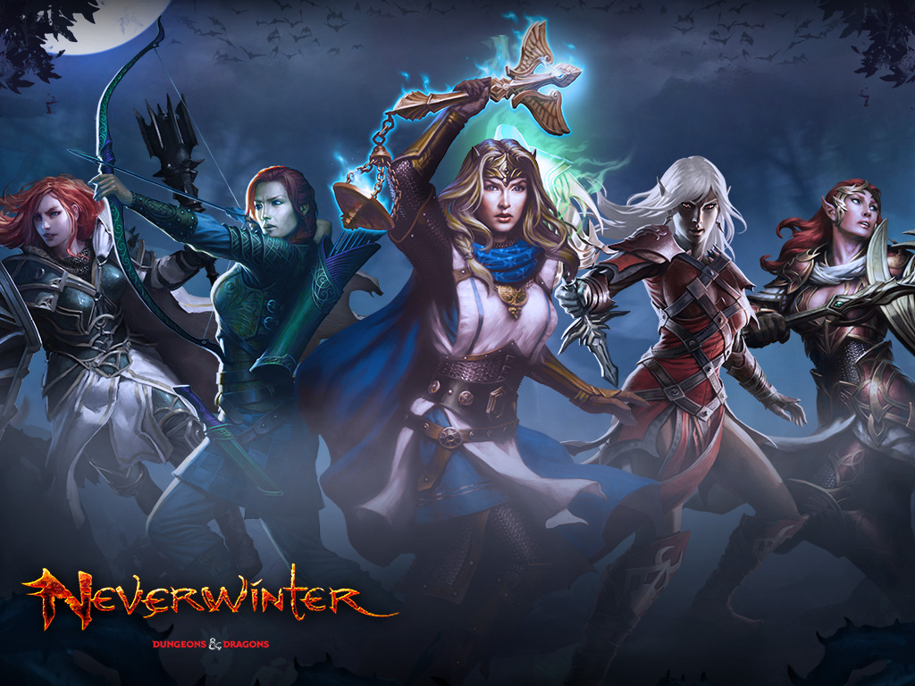 Paper Soldiers in Neverwinter Online on PS4