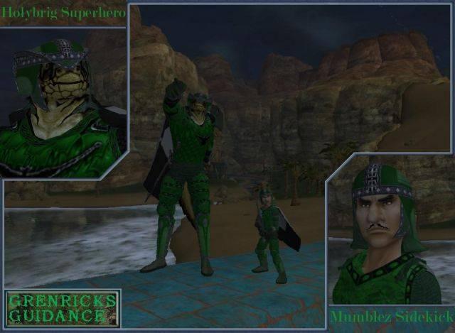Grenricks Guidance - Maj'Dul - Everquest 2 - Guild Hosting
