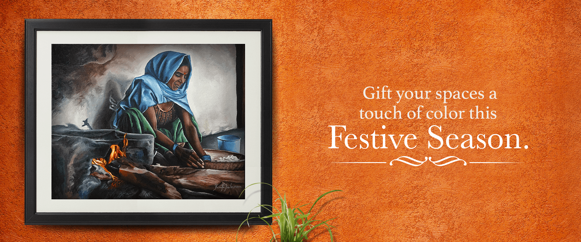 How 'Artistic Paintings' can bring uniqueness to the sentiments of gifting this festive season?