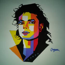 micheal jackson hits watercolor , 8 x 11 inch, deepak magare,portraiture,paintings for bedroom,figurative paintings,modern art paintings,drawing paper,watercolor,8x11inch,GAL0450910187