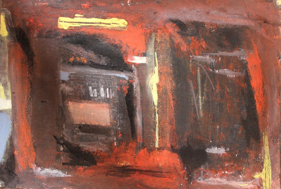 untitled, 15 x 10 inch, deependra raja pandey,abstract paintings,paintings for living room,fabriano sheet,acrylic color,15x10inch,GAL04401026
