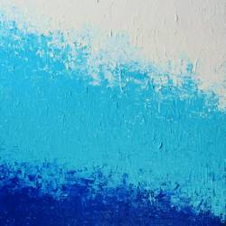 waves, 24 x 36 inch, srishti goyal,paintings,abstract paintings,paintings for hotel,canvas,acrylic color,24x36inch,GAL0417310503