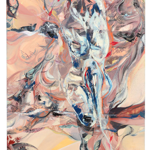 abstract art, figurative , pink, 48 x 36 inch, sanjana gothi,abstract paintings,conceptual paintings,contemporary paintings,paintings for dining room,paintings for living room,paintings for bedroom,paintings for office,paintings for bathroom,paintings for kids room,paintings for hotel,paintings for kitchen,paintings for school,paintings for hospital,canvas,oil paint,48x36inch,GAL0466610795