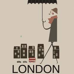 London art print by Gallerist