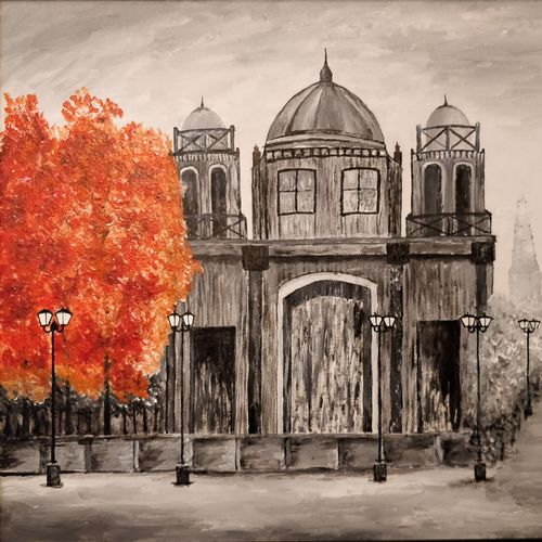 old castle black and white, 24 x 20 inch, sajal jain,paintings,figurative paintings,cityscape paintings,conceptual paintings,illustration paintings,love paintings,paintings for dining room,paintings for living room,paintings for bedroom,paintings for office,paintings for bathroom,paintings for kids room,paintings for hotel,paintings for kitchen,paintings for dining room,paintings for living room,paintings for bedroom,paintings for office,paintings for bathroom,paintings for kids room,paintings for hotel,paintings for kitchen,canvas,acrylic color,24x20inch,GAL0476311038