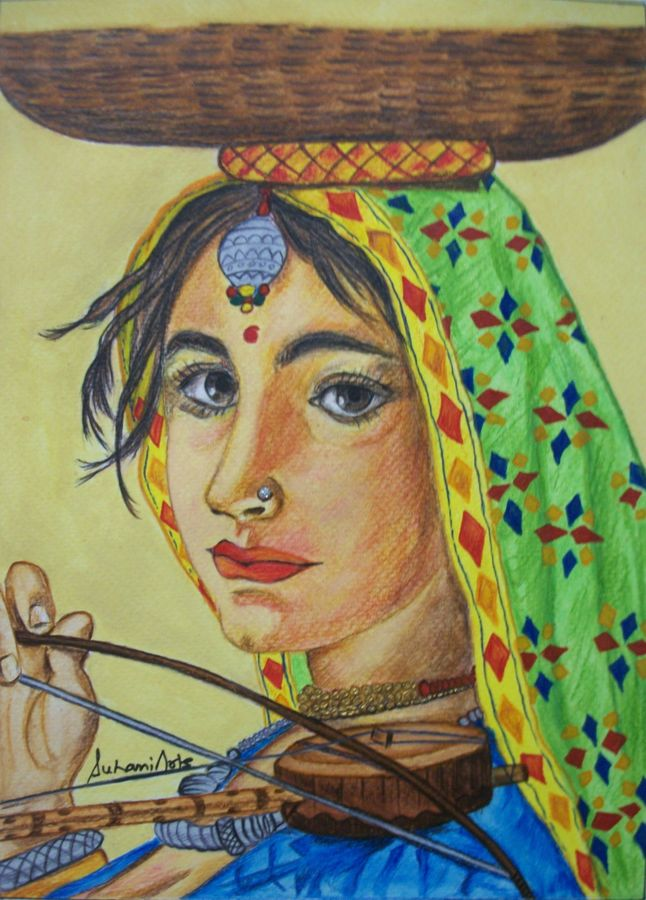 lady toy seller, 9 x 12 inch, suhani goel,figurative paintings,paintings for bedroom,paintings,renaissance watercolor paper,watercolor,9x12inch,GAL04621104