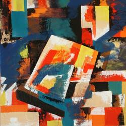 abstract  with mix colour, 24 x 24 inch, nitin dubey,abstract paintings,paintings for living room,paintings for office,paintings for hotel,paintings for living room,paintings for office,paintings for hotel,canvas,acrylic color,24x24inch,GAL0438011058
