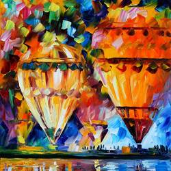 Air Ballon. art print by Gallerist