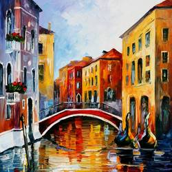 Venice art print by Gallerist