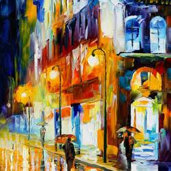 Night Street 2 art print by Gallerist