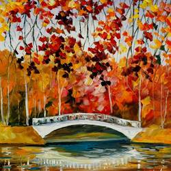 The Bridge 2 art print by Gallerist
