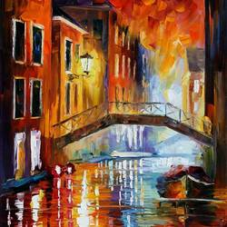 Venice 2 art print by Gallerist