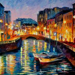 The Venice art print by Gallerist