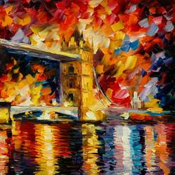 The Bridge 4 art print by Gallerist