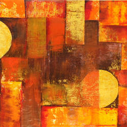 abstract  with orange shade, 36 x 24 inch, nitin dubey,abstract paintings,paintings for living room,paintings for office,paintings for hotel,canvas,acrylic color,36x24inch,GAL0438011256
