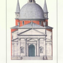 Venezia Chiesa Del Redentore art print by Gallerist