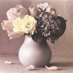 Flowers Pot art print by Gallerist