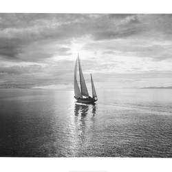 The Boat art print by Gallerist