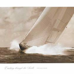 Boat art print by Gallerist
