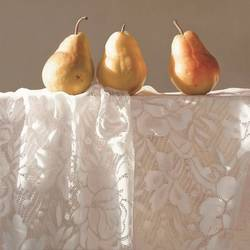 Pear art print by Gallerist