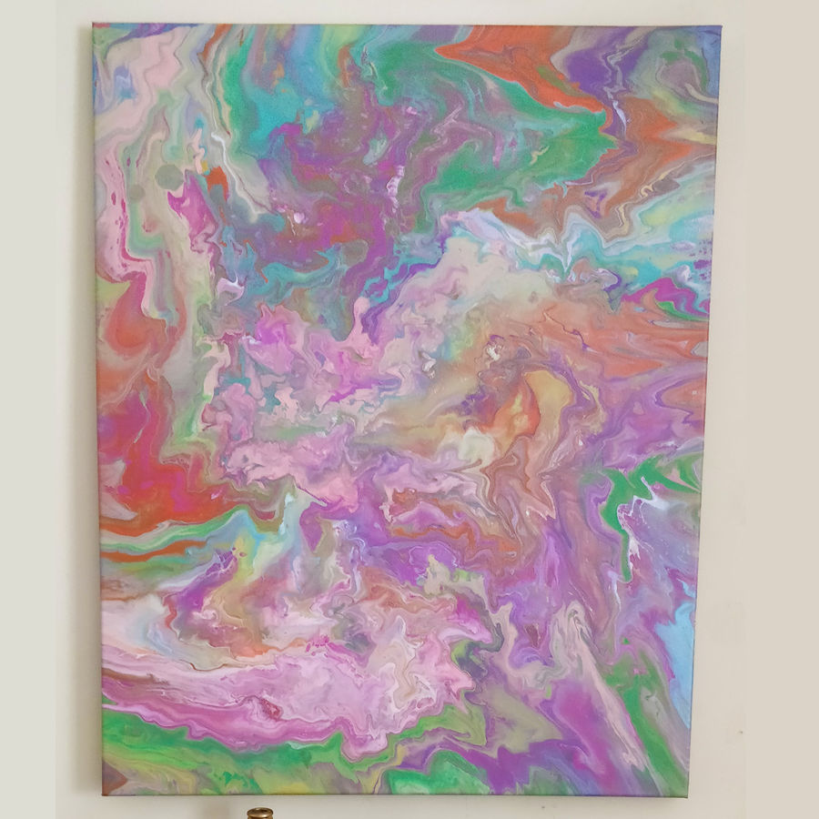 unicorn hair, 24 x 30 inch, nikita oliver,paintings,abstract paintings,conceptual paintings,contemporary paintings,paintings for dining room,paintings for living room,paintings for bedroom,paintings for office,paintings for hotel,paintings for dining room,paintings for living room,paintings for bedroom,paintings for office,paintings for hotel,canvas,acrylic color,oil,pastel color,24x30inch,GAL0502812039