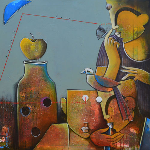 untitled, 30 x 30 inch, anupam  pal,paintings,figurative paintings,paintings for dining room,paintings for living room,paintings for bedroom,paintings for office,paintings for bathroom,paintings for kids room,paintings for hotel,paintings for kitchen,paintings for dining room,paintings for living room,paintings for bedroom,paintings for office,paintings for bathroom,paintings for kids room,paintings for hotel,paintings for kitchen,canvas,acrylic color,30x30inch,GAL08212091