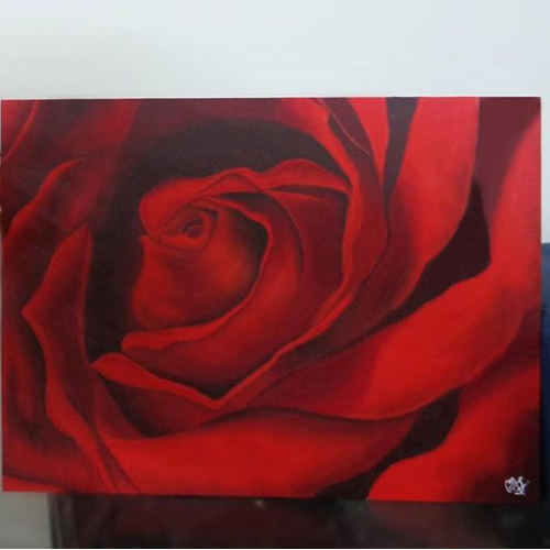 red rose, 18 x 24 inch, muneeb jahan,flower paintings,nature paintings,love paintings,paintings for living room,paintings for bedroom,paintings for kids room,paintings for hotel,paintings for living room,paintings for bedroom,paintings for kids room,paintings for hotel,canvas,oil,oil paint,18x24inch,GAL0508012114heart,family,caring,happiness,forever,happy,trust,passion,romance,sweet,kiss,love,hugs,warm,fun,kisses,joy,friendship,marriage,chocolate,husband,wife,forever,caring,couple,sweetheartNature,environment,Beauty,scenery,greenery