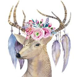 Female deer  art print by Gallerist