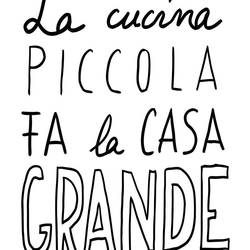 Piccola grande art print by Gallerist