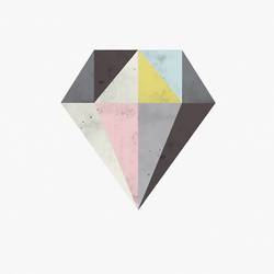 Diamond  art print by Gallerist