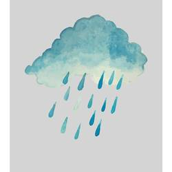 Cloud with water art print by Gallerist