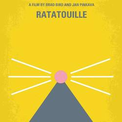 Ratatouille art print by Gallerist