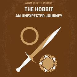 Hobbit art print by Gallerist