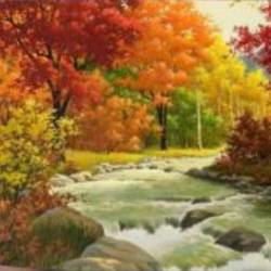 flowing river nature fall scenery for home deco office deco , 12 x 18 inch, diksha anand,paintings,landscape paintings,nature paintings,paintings for dining room,paintings for living room,paintings for bedroom,paintings for office,paintings for hotel,paintings for dining room,paintings for living room,paintings for bedroom,paintings for office,paintings for hotel,paper,ink color,12x18inch,GAL030412641Nature,environment,Beauty,scenery,greenery